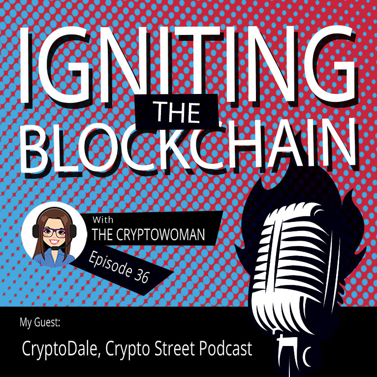 CryptoDale of Crypto Street Podcast