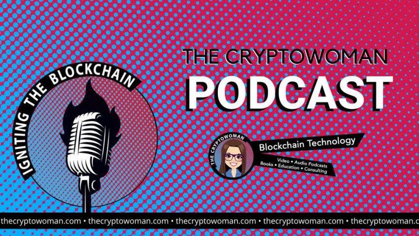 The Cryptowoman Podcast